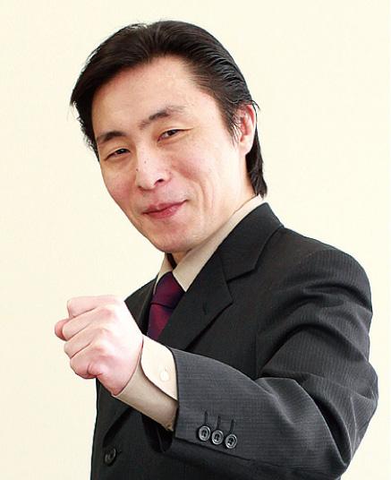 栗田和明先生